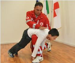 Corso sulle manovre di disostruzione in età pediatrica - Croce Rossa di Due Carrare