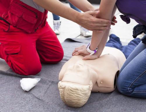 Corso di Primo soccorso alla popolazione - Croce Rossa di Due Carrare
